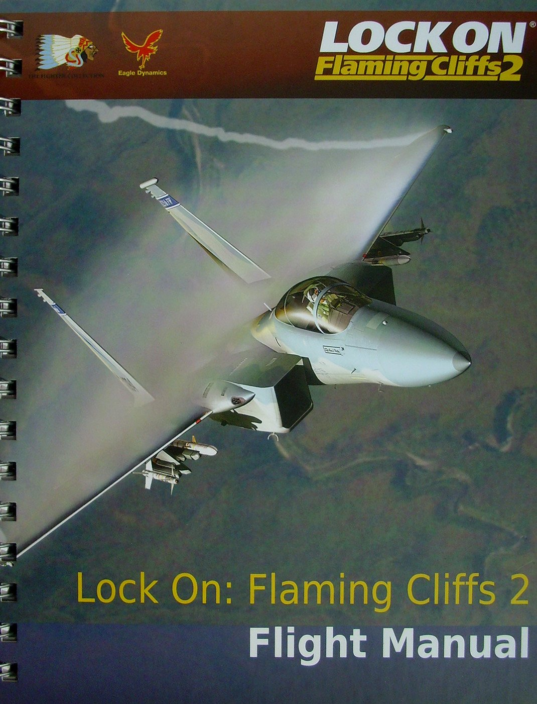 Lockon fc2 flight manual en | mc donnell douglas f 15 eagle.