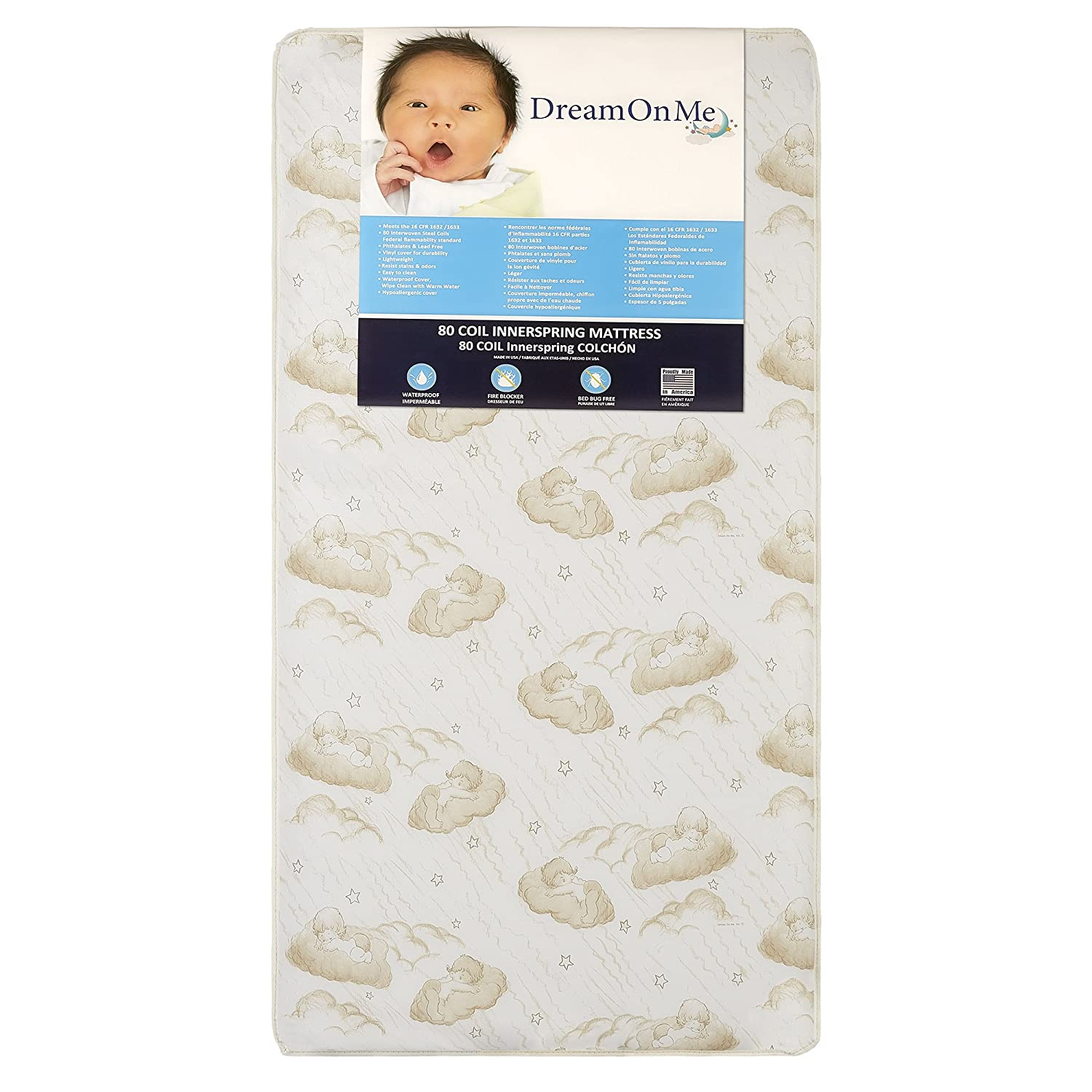 5 Best Baby Crib Mattress – Reviews And Buying Guide 3