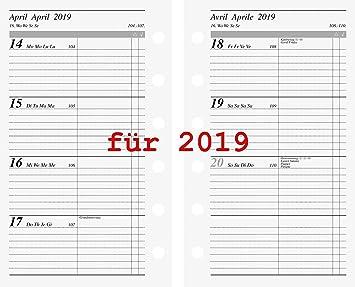 Rido/idé 706991719 Semana Calendario 2019 Agenda de FUN ...