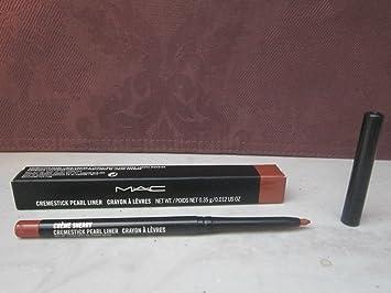 Amazon.com: Mac Cremestick Pearl Delineador de ojos – Creme ...