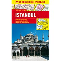 Istanbul Marco Polo City Map (Marco Polo City Maps)