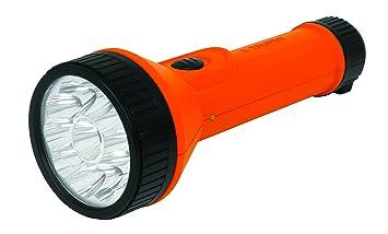lúmenes1 alta LILE plástica 11TLinterna LED Truper recargable100 potencia mwv8n0yNO