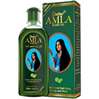 Dabur Amla Oil; Best Root nourishment for strong and beautiful hair ; Enriched with Amla ; Natural oils, Vitmain C; 100…