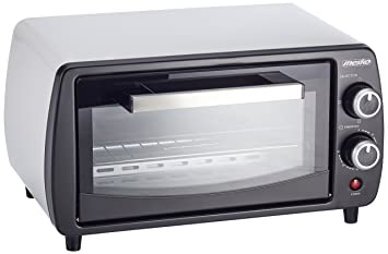 Mesko MS6004 - Horno de sobremesa, 12 l, color blanco