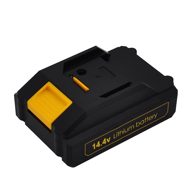 Powerland Perceuse-Visseuse sans fil 18V Variable Vitesse 0-350/0-1300rpm Tournevis à percussion électrique Li-ion Gris Fonction Arrêt rapide avec jeu d'accessoires…… YOUNGSUN
