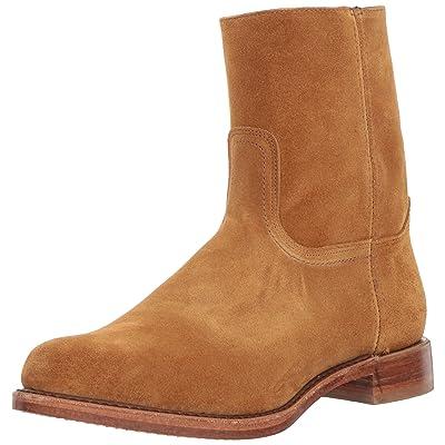 Frye Men's Campus Inside Zip Mid Calf Boot: Shoes