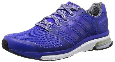 ADIDAS Adistar Boost Glow Ladies Running Shoes Purple B40894 UK 3.5