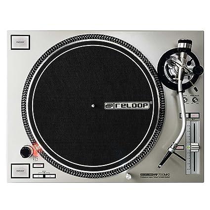 Amazon.com: Reloop rp-7000mkii plata Direct Drive Tocadiscos ...