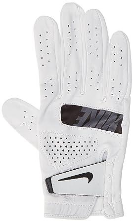 wholesale dealer ac4d7 41a8a Nike GG0511-101 Gant de Golf Homme Noir Blanc, FR   M (