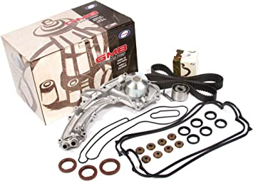 1 pipe Valve Cover Kit C32A1 91-95 Acura Legend Sedan 3.2 Timing Belt Water Pump