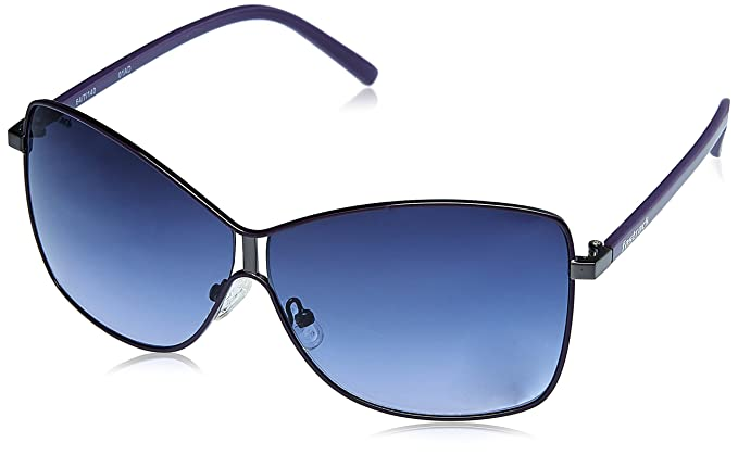 d439c112ee4e Image Unavailable. Image not available for. Colour  Fastrack UV Protected  Butterfly Women s Sunglasses ...