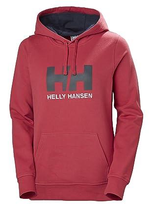 Helly Hansen W HH Logo Hoodie, Mujer