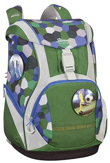 Sammies by Samsonite 92306-5959 - Set de útiles Escolares Verde Grün-Blau-
