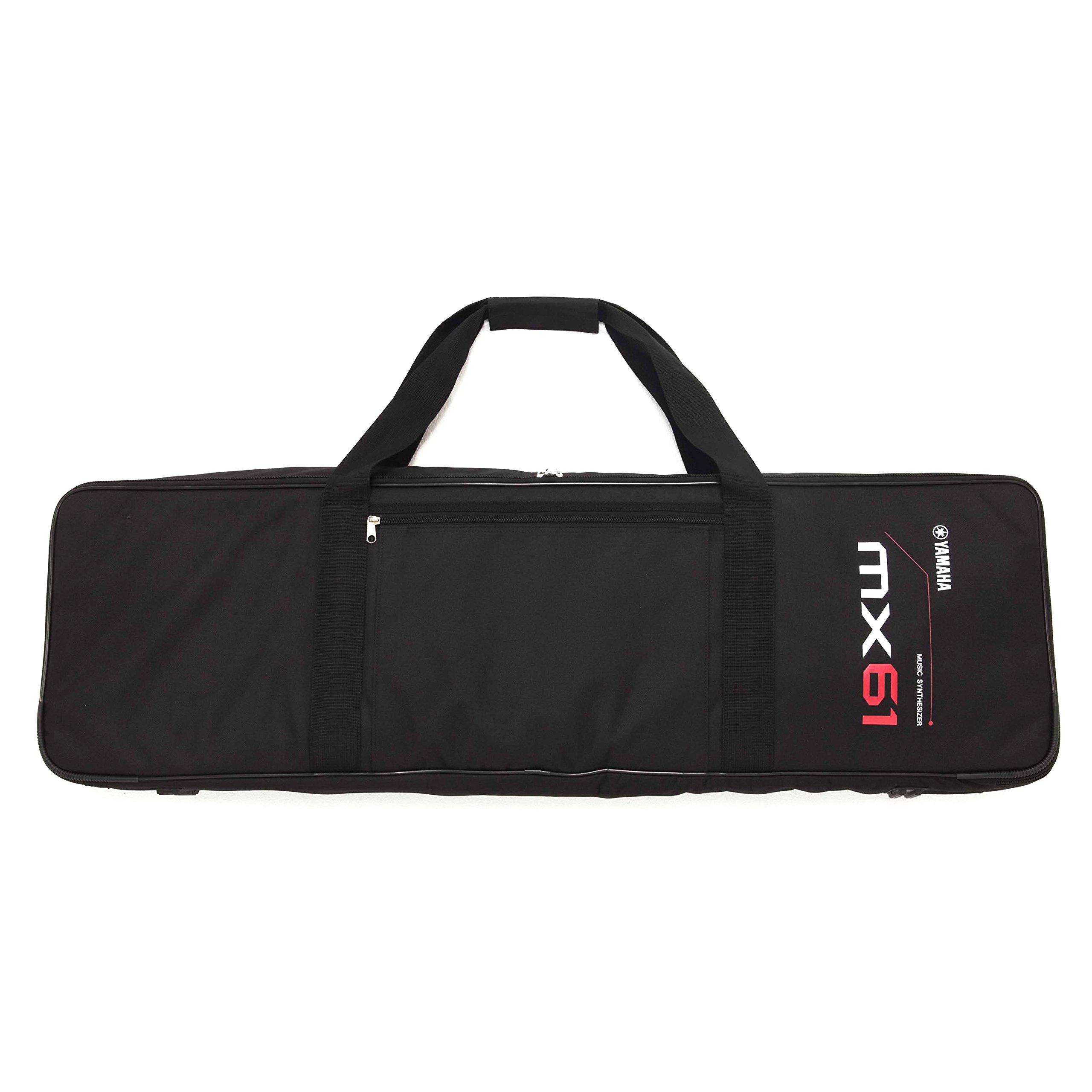 Yamaha Padded Bag for MX61, Black