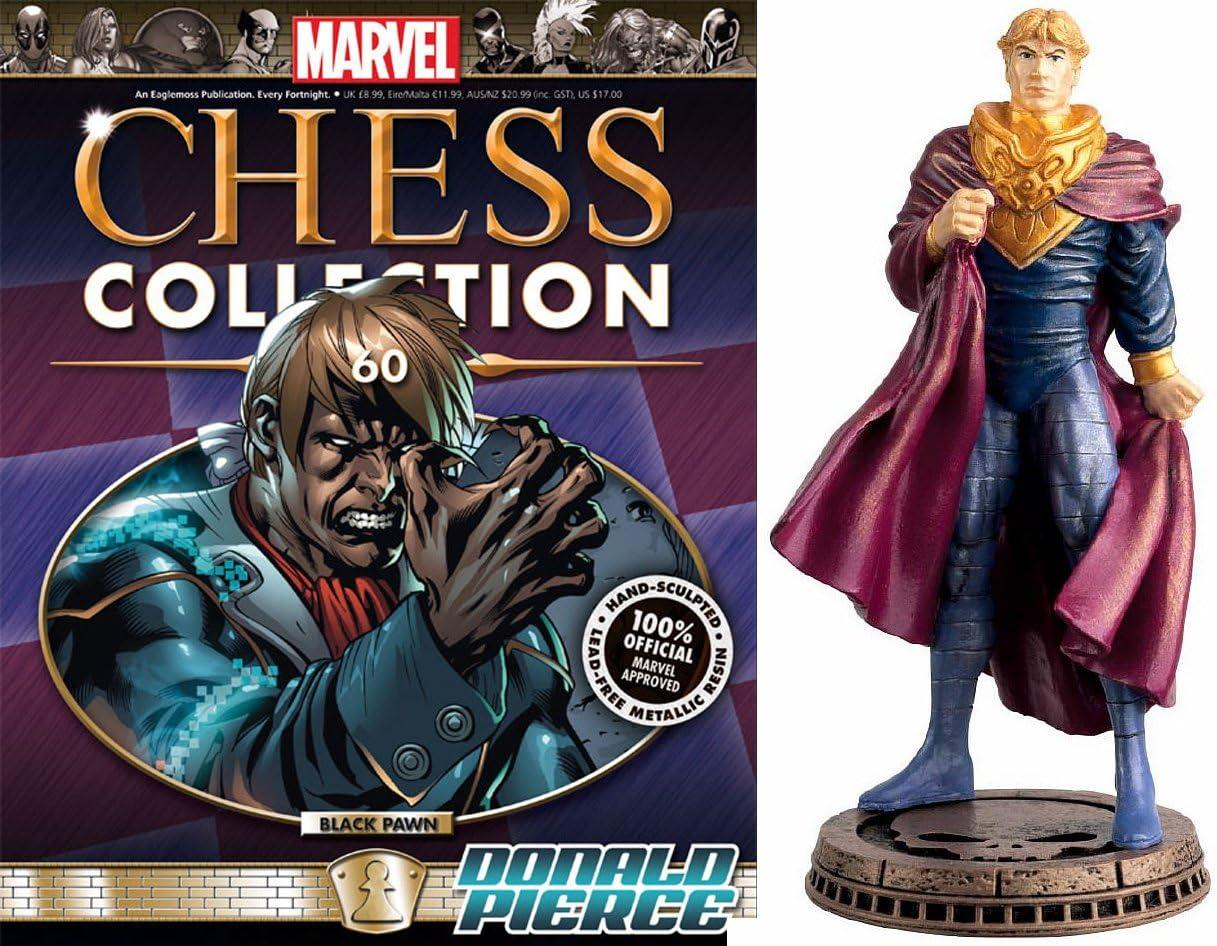 Marvel Comics Chess Collection #60 Donald Pierce