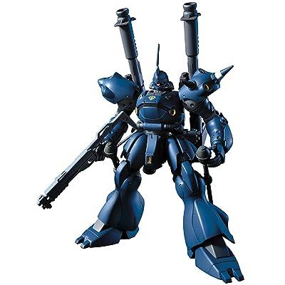 "Bandai Hobby HGUC 1/144 #89 Kampfer Mobile Suit Gundam: 0080"" Model Kit: Toys & Games"