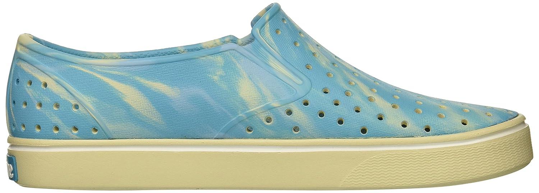 native Women's Miles Water Shoe B0721378H5 4 Men's (6 B US Women's) M US Sky Blue/Bone White/Marble
