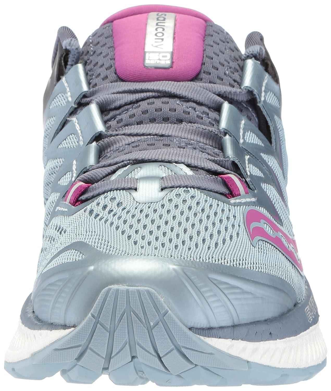 Saucony Women's Triumph Iso W 4 Running Shoe B072QD1WXQ 9.5 W Iso US|Fog/Grey ce8030