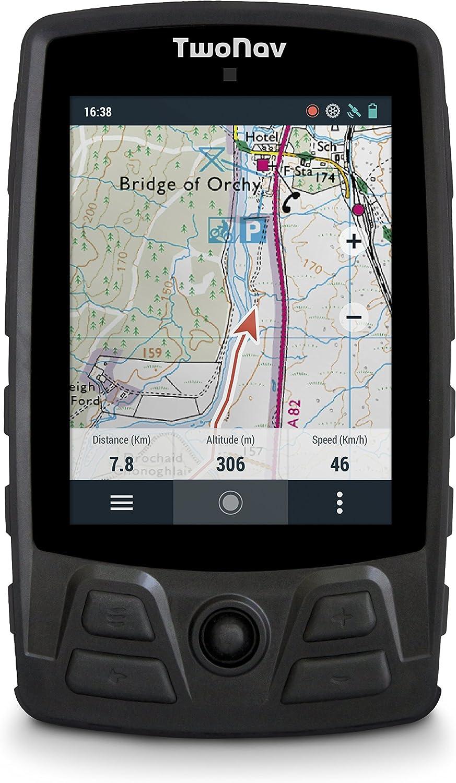Custodia Impermeabile Custodia Rigida M per GPS TwoNav Cross Velo Horizon e Anima TwoNav