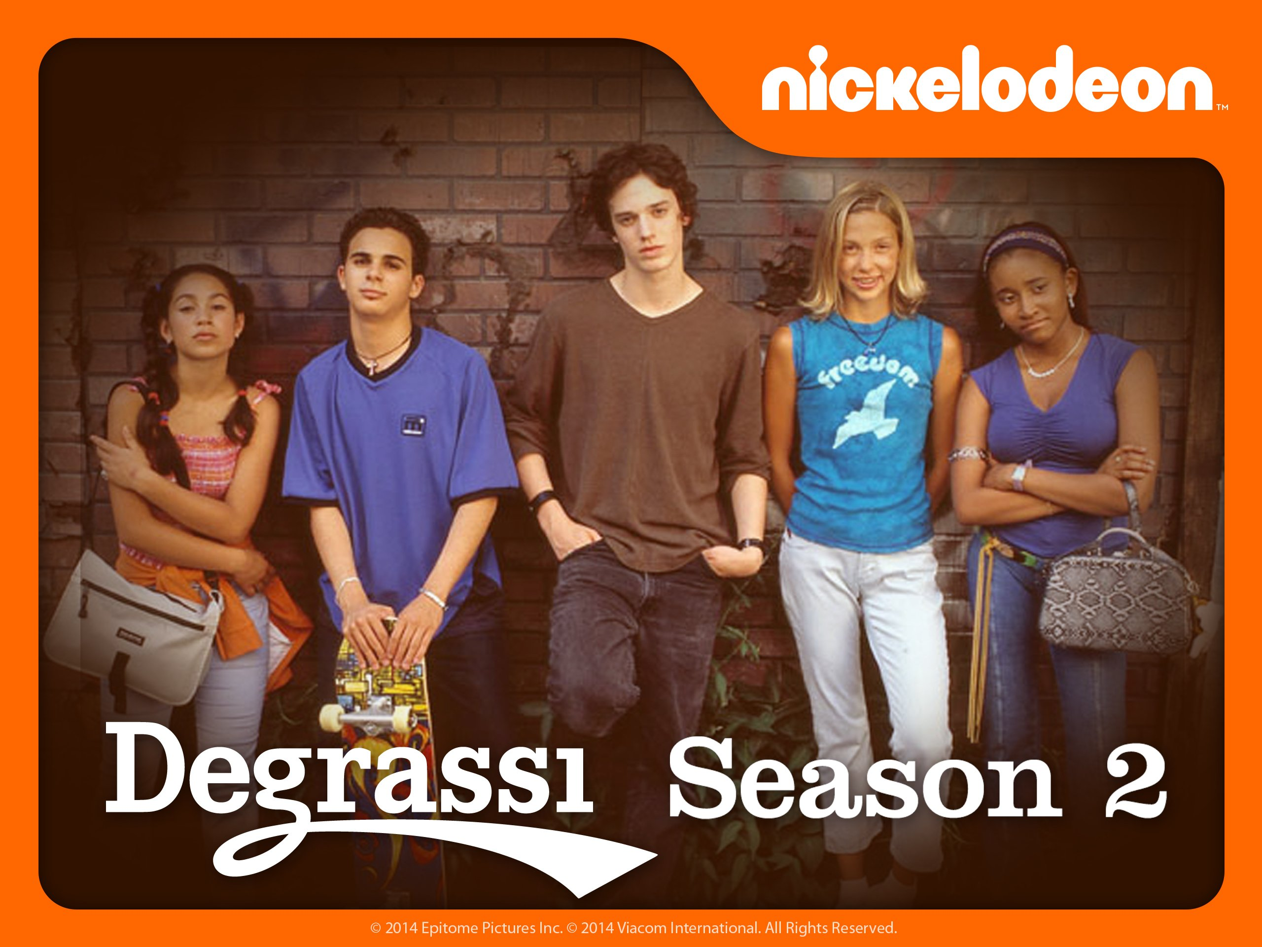 Amazon.com: Degrassi: The Next Generation Volume 2: Amazon Digital Services  LLC