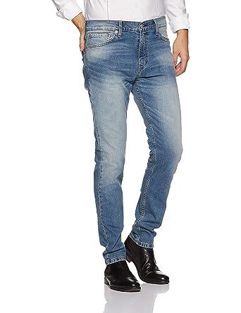8238fdb2007 Levi's Men's (512) Slim Tapered Fit Jeans (36087-0063_Blue_28W ...