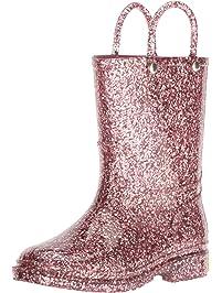 Western Chief Kids  Glitter Waterproof Rain Boot 743079e321a1