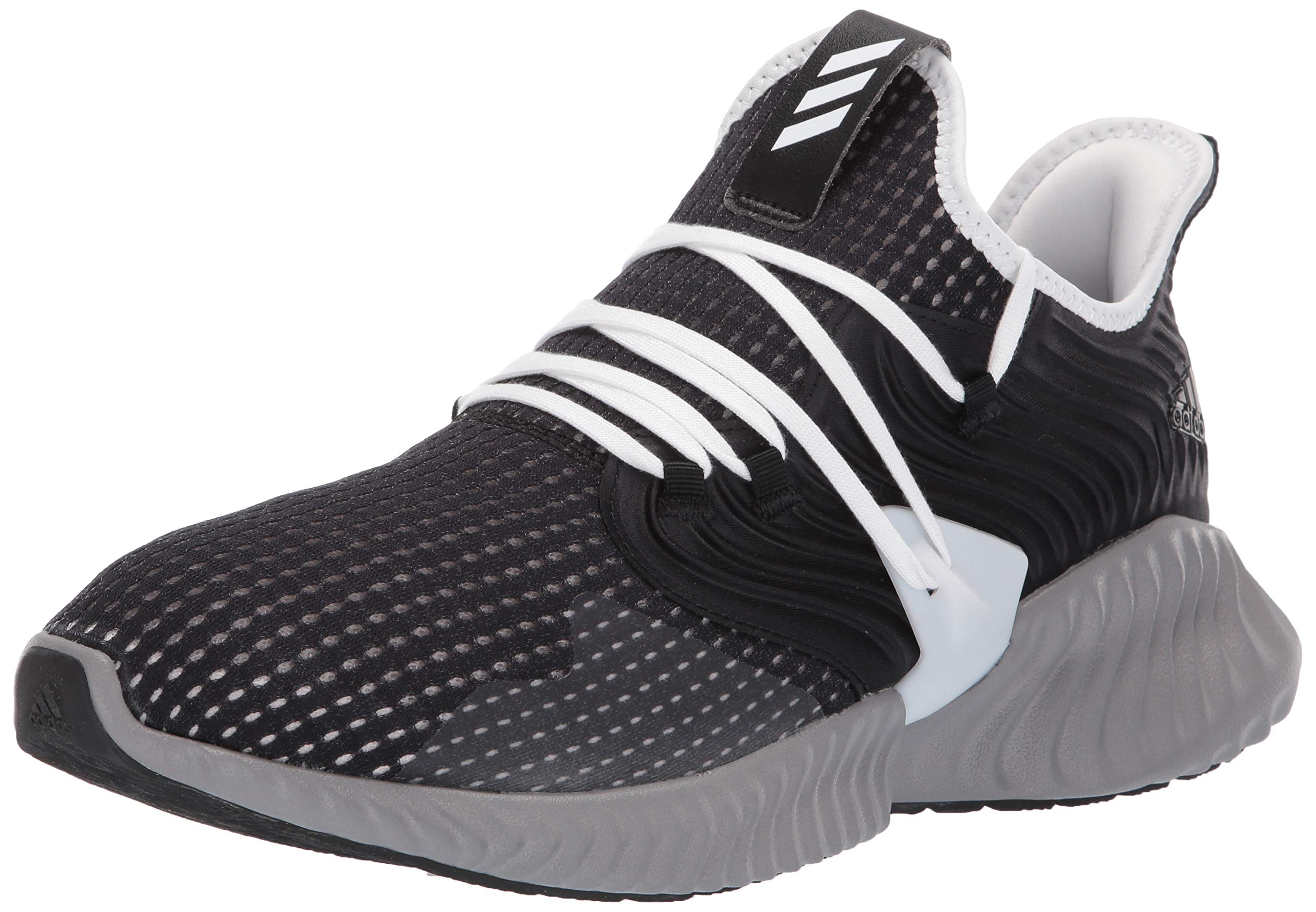 85dfa1342dcdf adidas Men's Alphabounce Instinct CC, black/white/grey, 13 M US