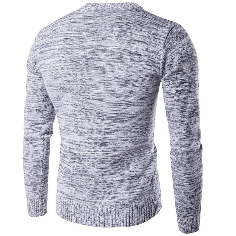 Thadensama Winter Fashion Men Sweaters Pullovers Knitting Wool Warm Designer Slim Fit Casual Knitted Man Knitwear