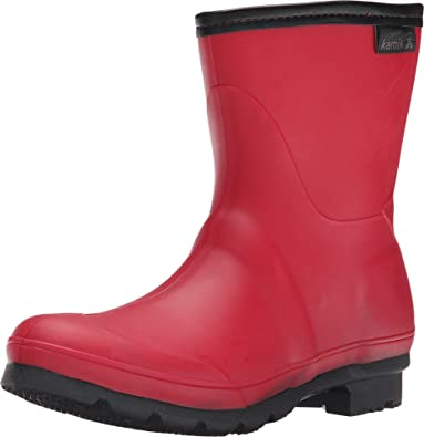 Latest Women Kamik Jenny Lo Rio Red boots t Xe T94x N