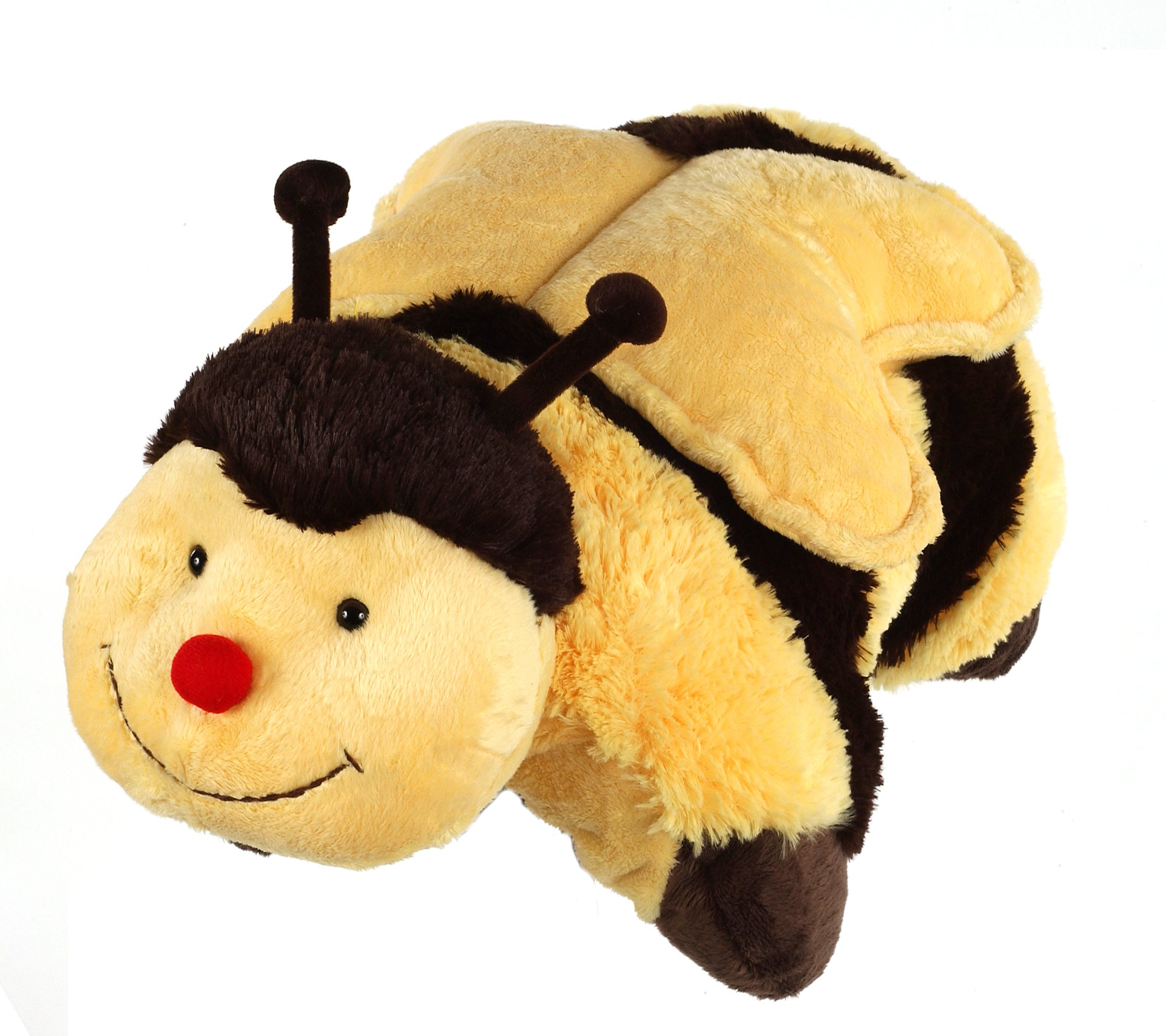Stuffed Bee Dog Toy