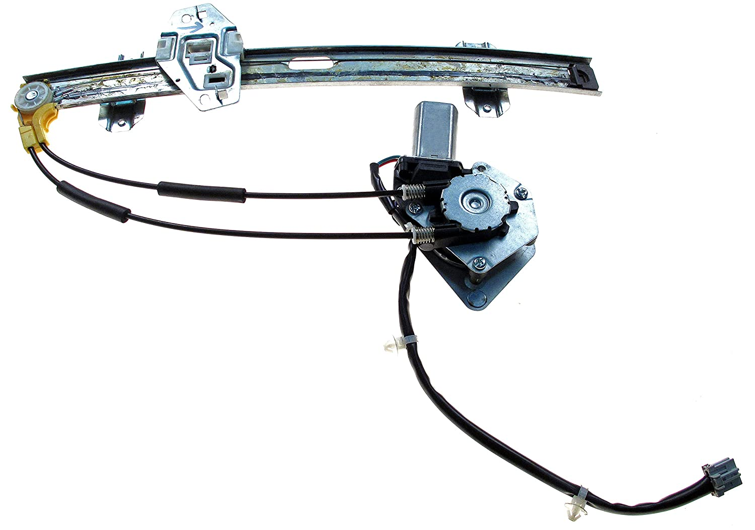 Dorman 741 713 Honda Accord Front Driver Side Window 1994 Ex Factory Stereo Wiring Color Regulator With Motor Automotive