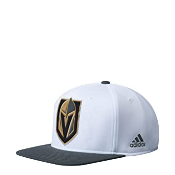 b6ce8ff4146 adidas NHL Vegas Golden Knights Two-Tone Snapback Cap