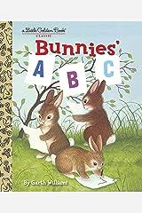 Bunnies' ABC (Little Golden Book) Kindle Edition