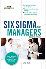 Six Sigma for Managers, Second Edition (Briefcase Books Series) (Briefcase Books (Paperback)) Kindle Edition