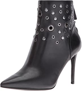 Nine West Womens Topple Leather Boot