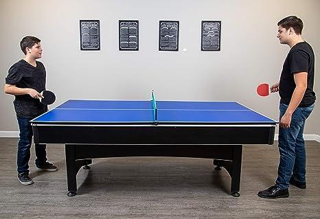 Hathaway - Mesa Maverick para billar y tenis de mesa, de 2,13 m ...