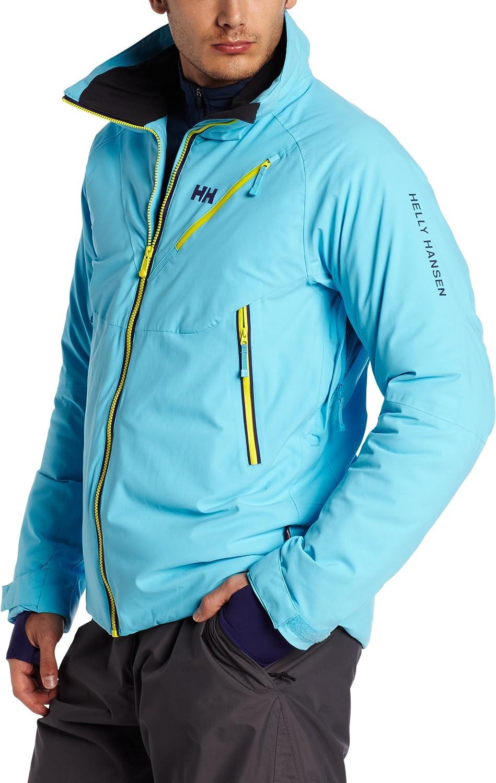 Helly Hansen Herren Skijacke Mission Jacket dunkelviolett