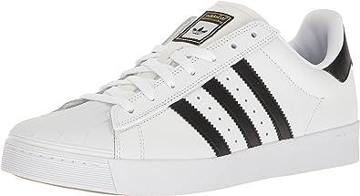 adidas Originals Men's Superstar Vulc Adv Running Shoe, Core