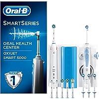 Oral-B Smart5000 + Oxyjet Irrigador Estación de Cuidado Bucal