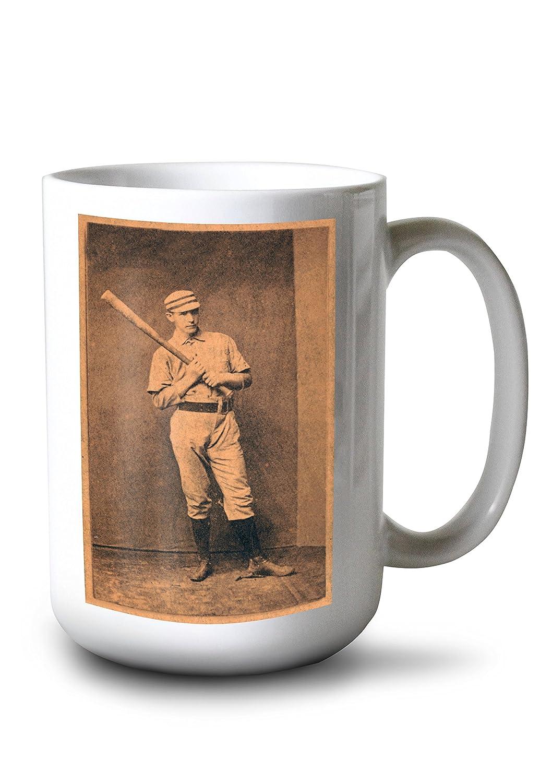 Philadelphia Quakers – Daley – 野球カード 15oz Mug LANT-3P-15OZ-WHT-22911 15oz Mug  B077RVHCST