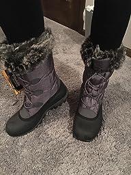 Amazon Com Kamik Women S Momentum Snow Boot Snow Boots