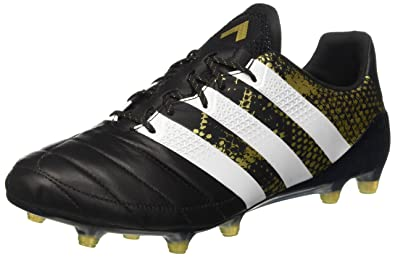 De 1 Adidas Homme 16 Leather Ace Football Chaussures Fg qzTPz