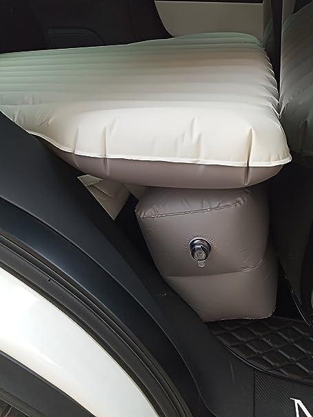 TeslaHome - Colchón Hinchable para Camping o Viaje, colchón ...