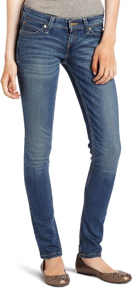 Levi's Juniors Demi Curve Skinny Jean Azul 28 M US