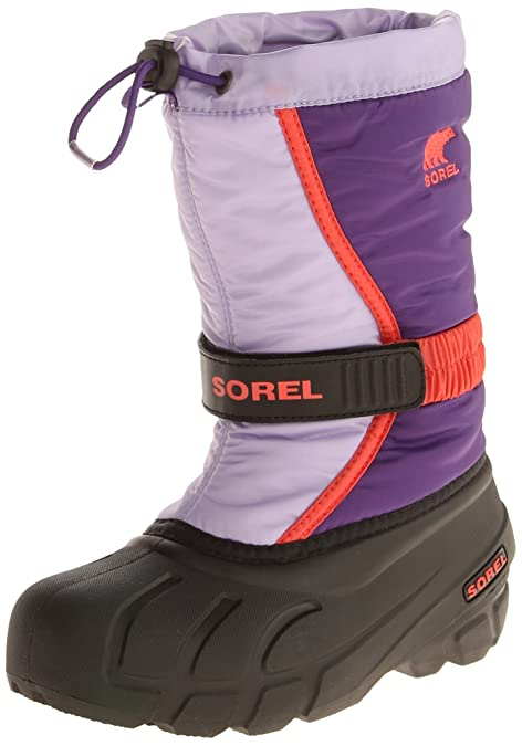 0055dec9d30 Sorel Youth Flurry TP Winter Boot (Little Kid/Big Kid): Amazon.ca ...