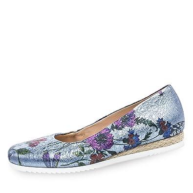 Gabor Ballerines Multicolores Multicolore Amazon Fr Chaussures