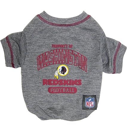 Amazon.com   Pets First NFL Washington Redskins T-Shirt 7ecb55102