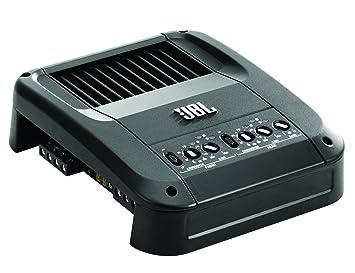 JBL GTO-504EZ - Amplificador para coche (4 canales, 50 W),