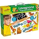 Lisciani Giochi 64144-Carotina Lavagnona Magnetica, 64144