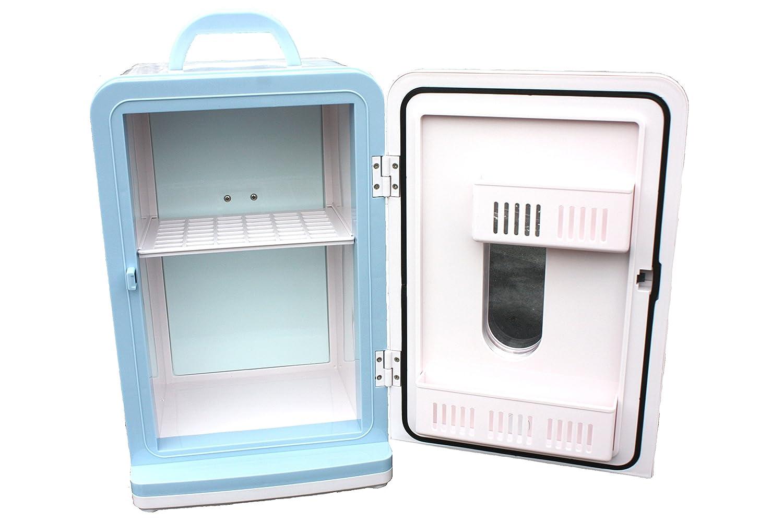Mini Kühlschrank 12L, auch fürs Auto geeignet: Amazon.de: Küche ...
